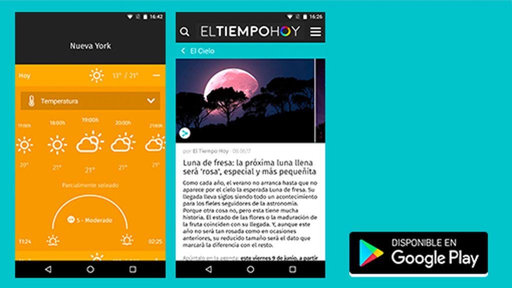 La app para Android