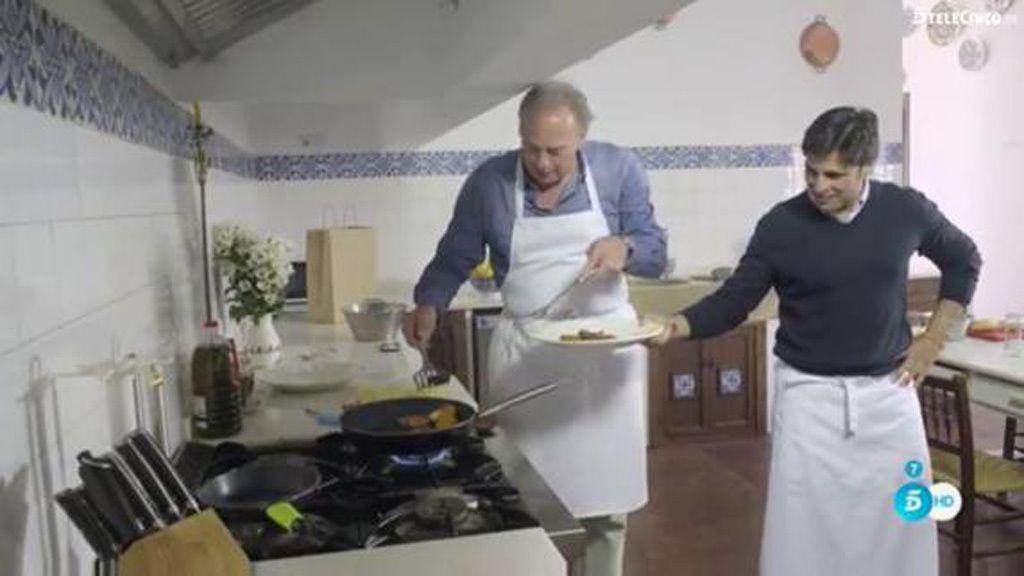 Vips anti foodies estos son los famosos que peor cocinan - Cocinas de famosos ...