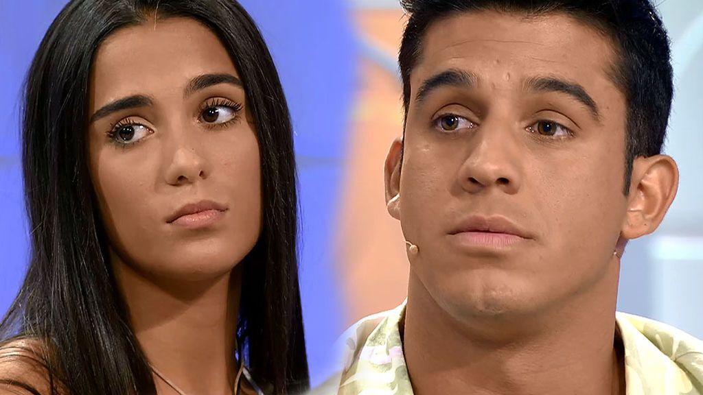 """Claudia confiesa: """"He hablado con Suso"""""""