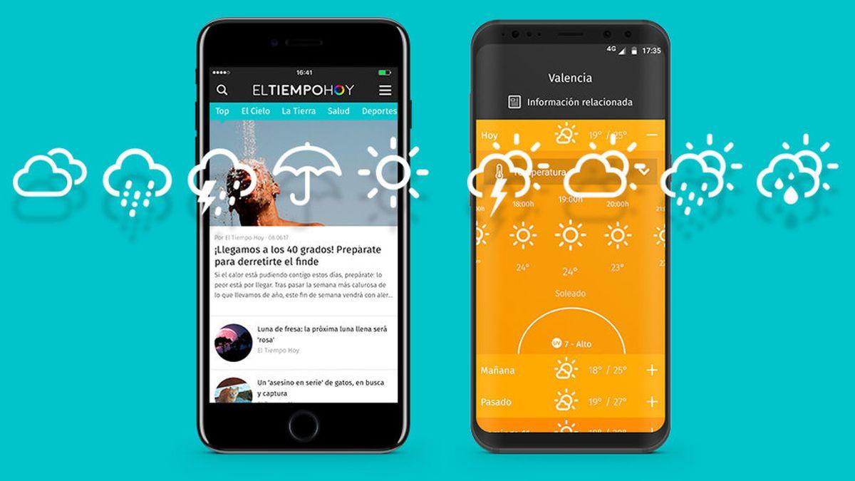 App El Tiempo Hoy