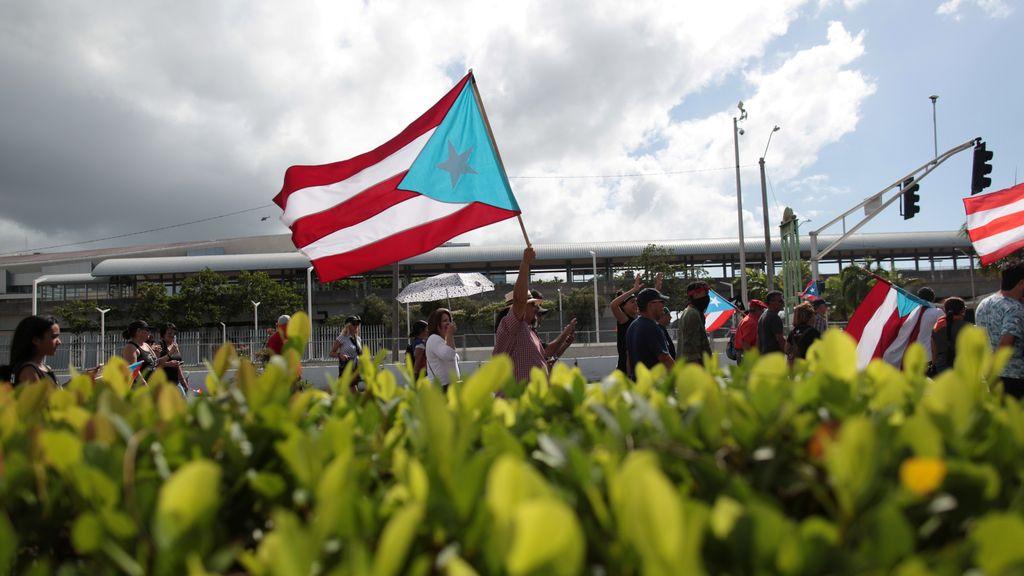 Puerto Rico sale a la calle para pedir su independencia