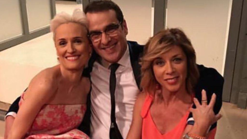 ¡Reencuentro explosivo en 'LQSA! Luis Merlo, Eva Isanta y Laura Pamplona coinciden en la décima temporada