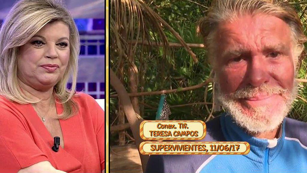 """Terelu, sobre Teresa Campos en 'SV': """"Hizo la llamada porque es lo único que puede tener de Edmundo ahora"""""""