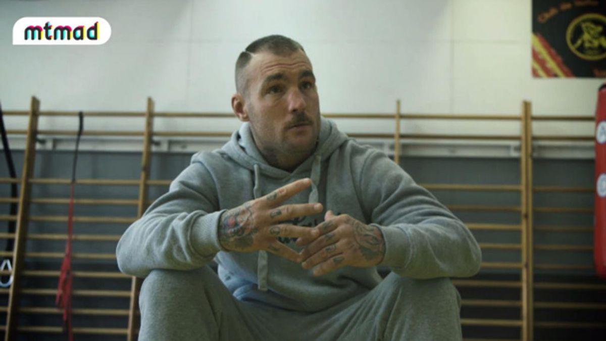 'Chatarras Palace: los entrenos', el boxeador Javi Roche llega a mtmad