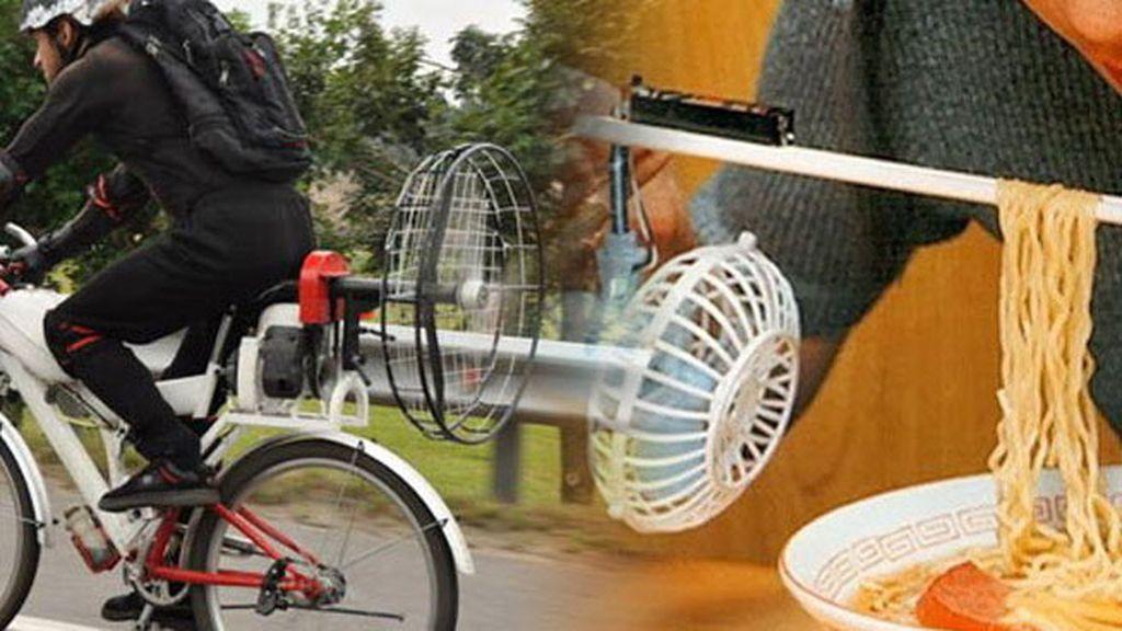 Mil y un variantes del tradicional ventilador