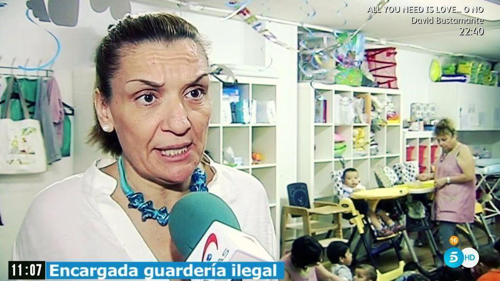 """Investigación guarderías ilegales: """"Es verdad que los niños están hacinados"""""""