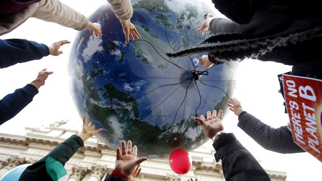 Conferencia Mundial sobre el Cambio Climático de París
