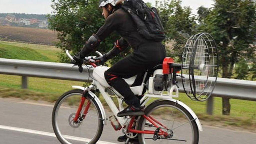 Bicicleta con ventilador: que el deporte no te haga sudar