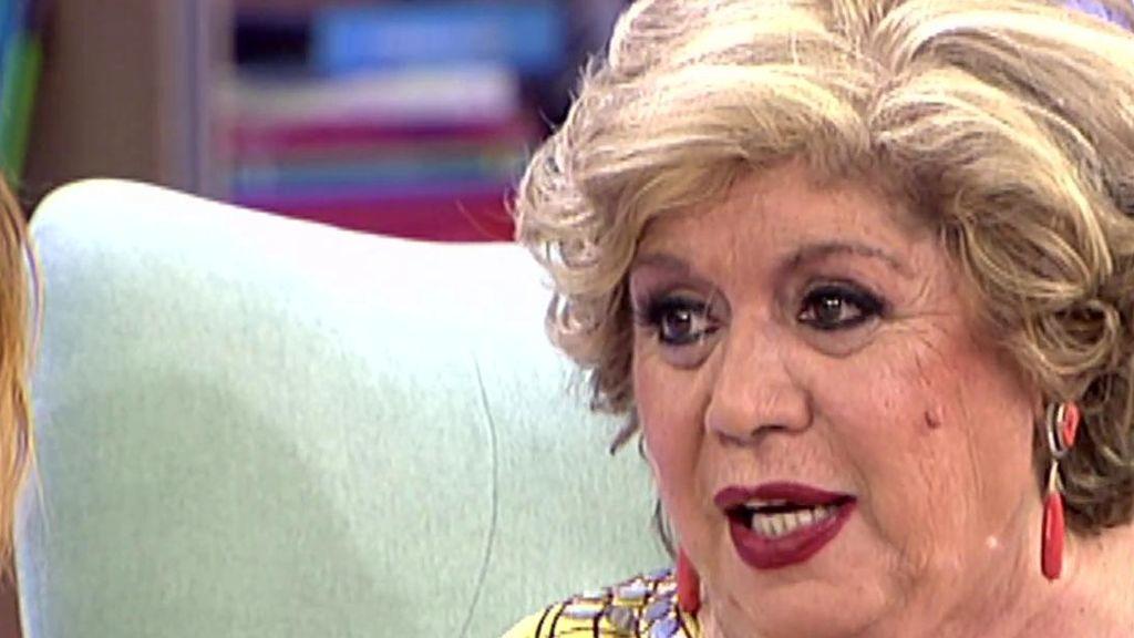 """María Jiménez, en 'Viva la vida': """"Estoy llena y rodeada de amor"""""""