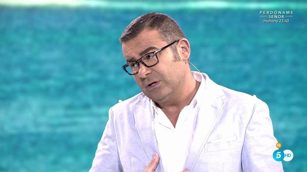 """Jorge Javier, muy crítico con la actitud de Bigote: """"Edmundo no está concursando"""""""