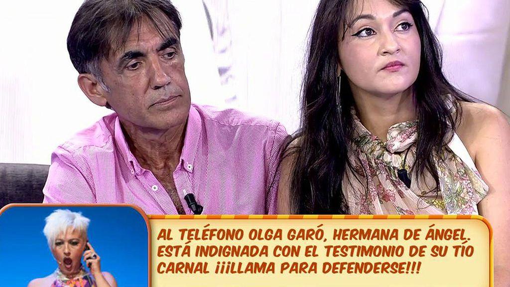 """Olga Garó, tras el testimonio de su abuela y su tío: """"Siento asco, dolor, pena e indignación"""""""