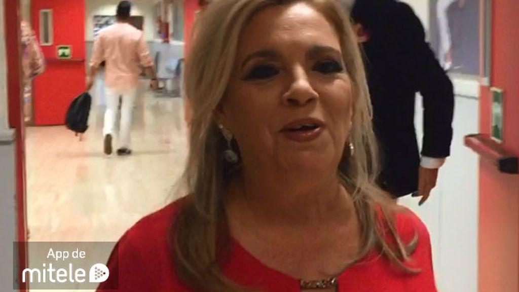 Conociendo a Carmen Borrego en 'Conexión Honduras 8'