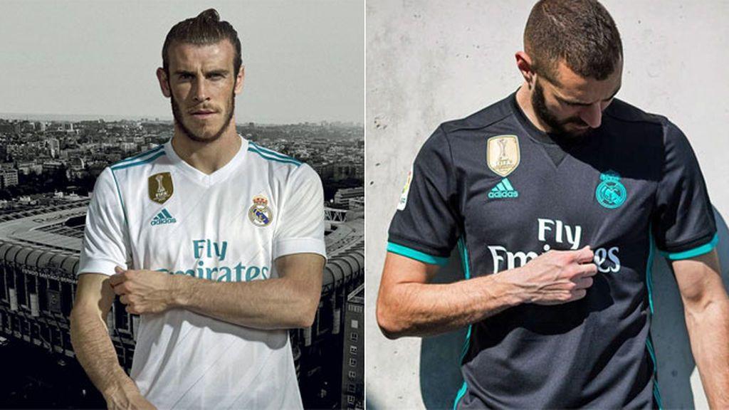 ¿Cuánto cuesta y cómo es la camiseta del Real Madrid?