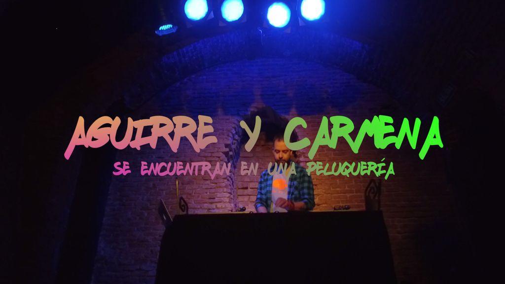 Carmena vs. Aguirre: debate en la peluquería