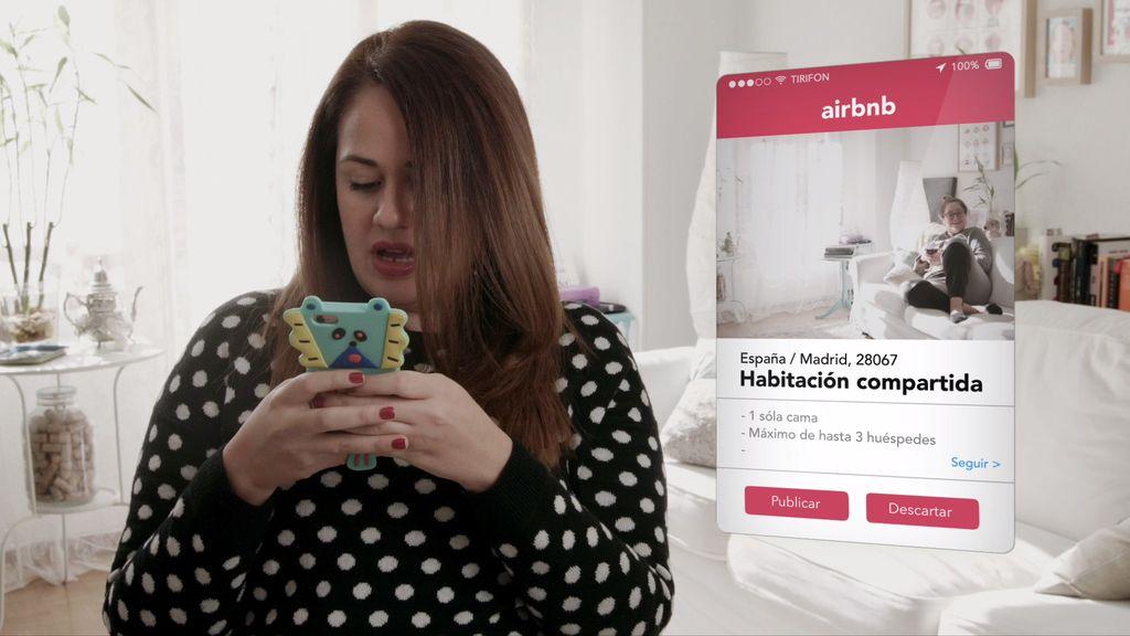Maromos a domicilio con Airbnb