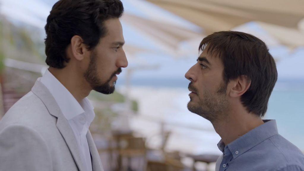 De amigos... ¿a enemigos?: La confianza entre Bruno y Lario se resquebraja