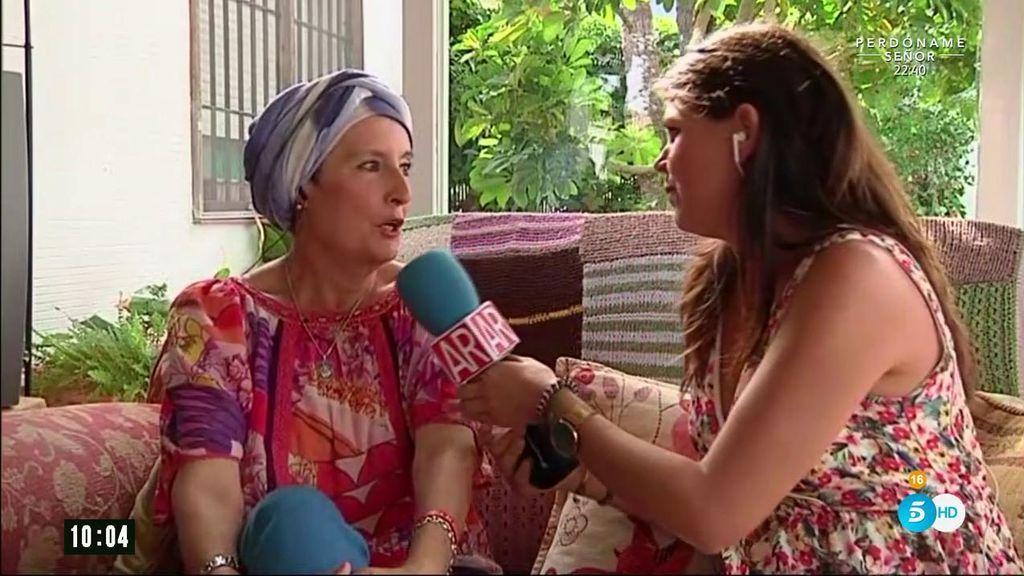 Entrevista completa a Tina Fuertes, enferma de cáncer, agradece la ayuda de Amancio Ortega