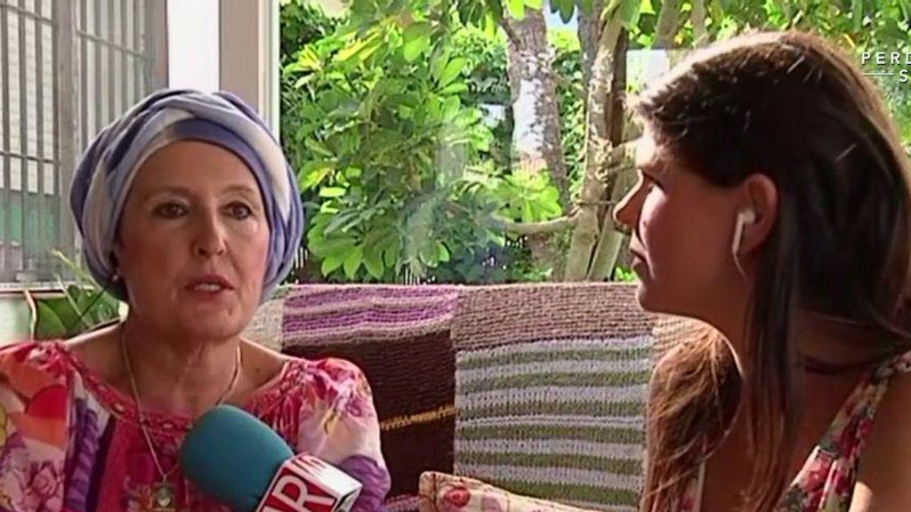 """Tina, enferma de cáncer, habla sobre la donación de Amancio Ortega: """"Necesitamos vivir, cualquier ayuda es poca"""""""