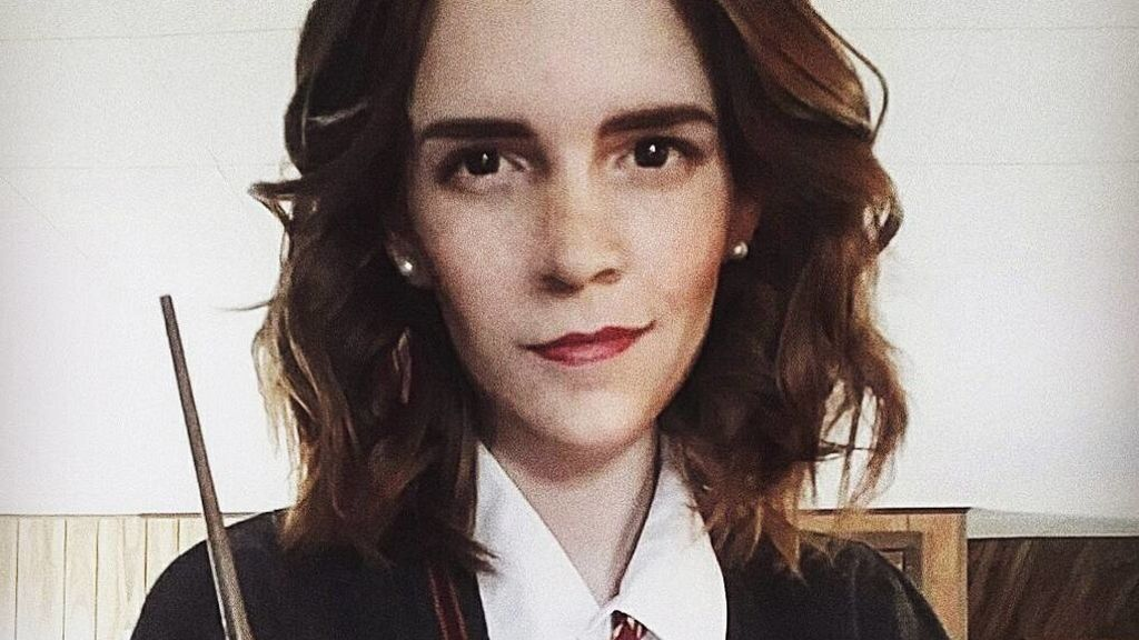 La doble de Emma Watson... ¡que no sabía quién era la actriz!
