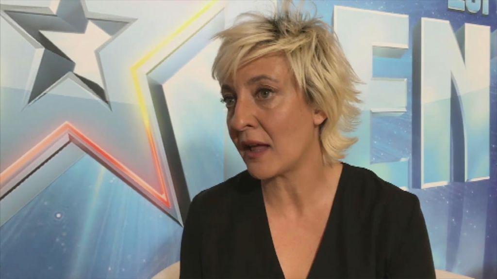 Eva Hache cuenta qué ha aprendido en 'Got Talent 2' y lo que añora de Jesús Vázquez