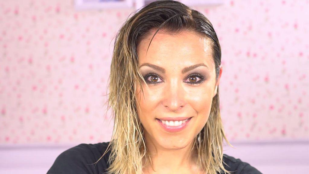 Alerta, tutorial: Gisela te enseña los secretos del 'wet look, la tendencia que triunfa en la pasarelas