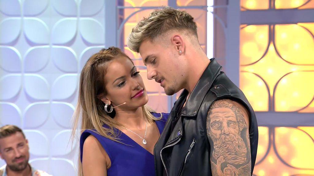 Christian vuelve a 'Myh' para intentar recuperar a Marta