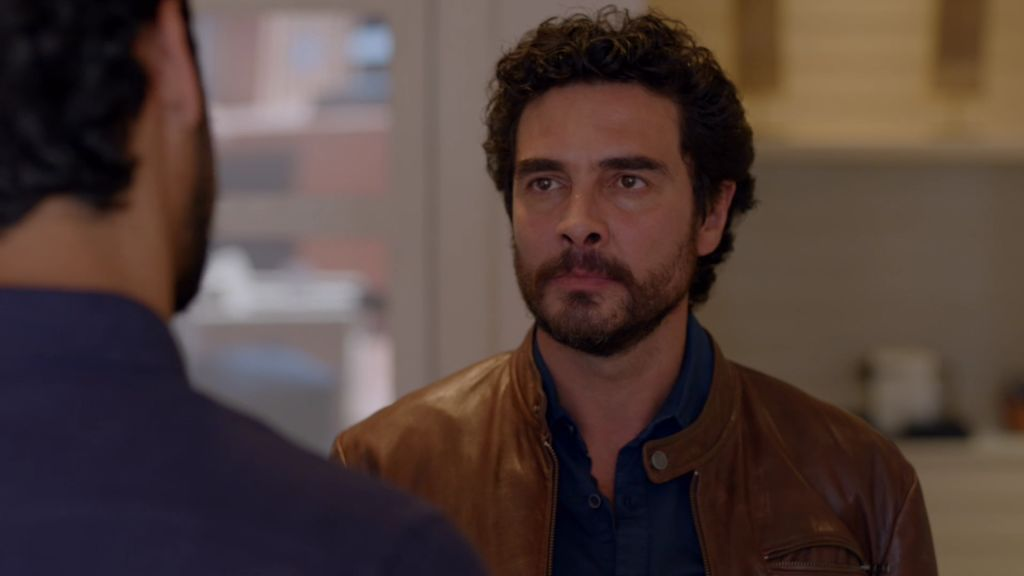 "Bruno chantajea a Menéndez: ""Lo último que yo querría es que le pasara algo a Paula..."""