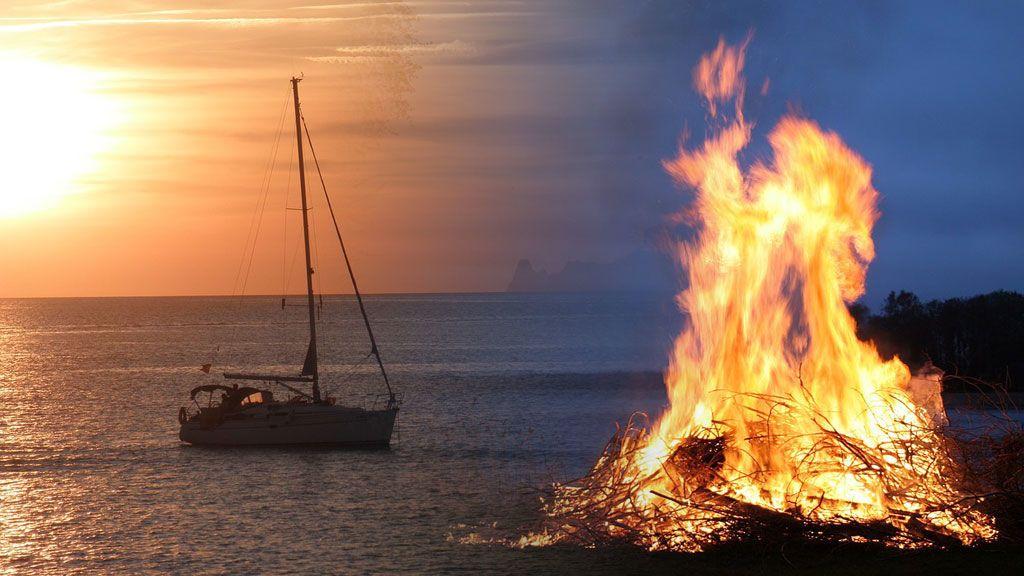 Bares, festivales y playas con la mejor temperatura y con el mismo sol que en julio