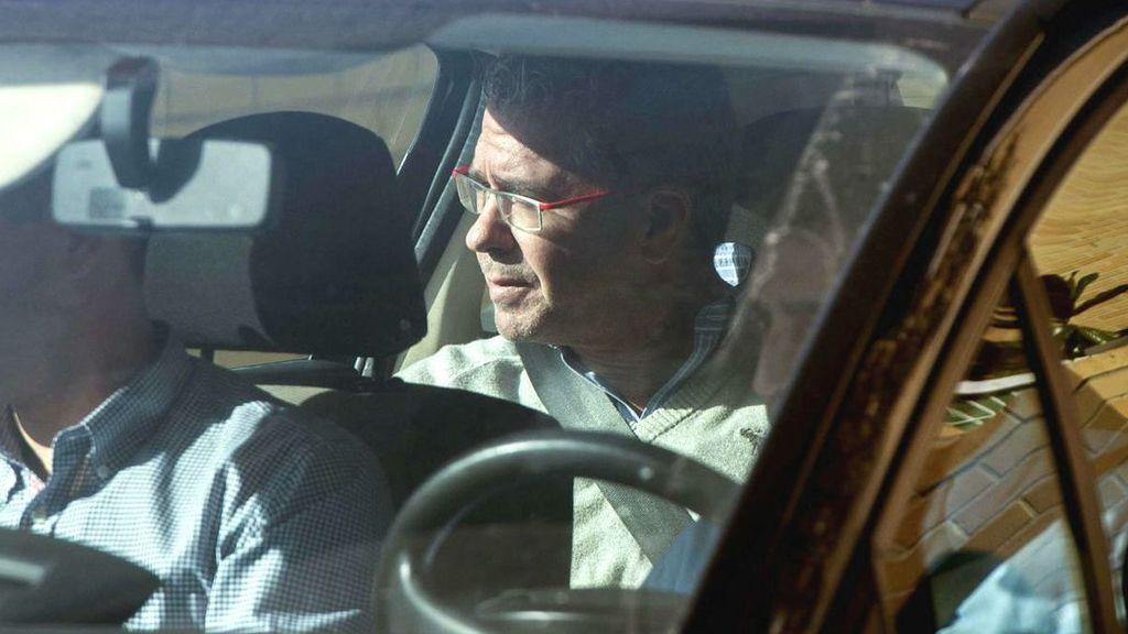 Libertad para Francisco Granados tras pagar su fianza
