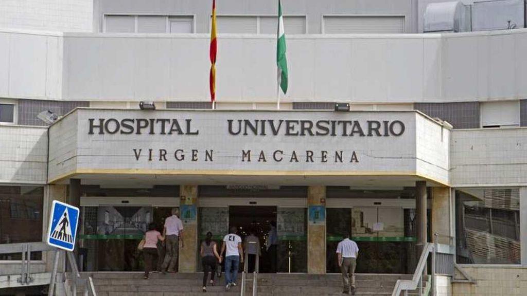 Detienen a una pareja en Sevilla por las lesiones a su bebé de siete meses, que se encuentra en coma