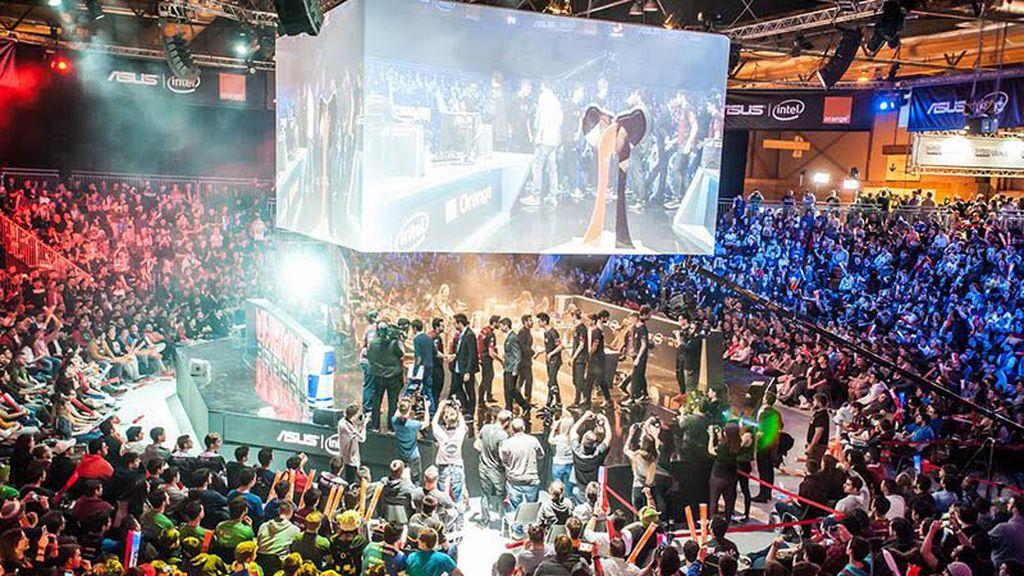 Gamergy: el espectáculo de los eSports