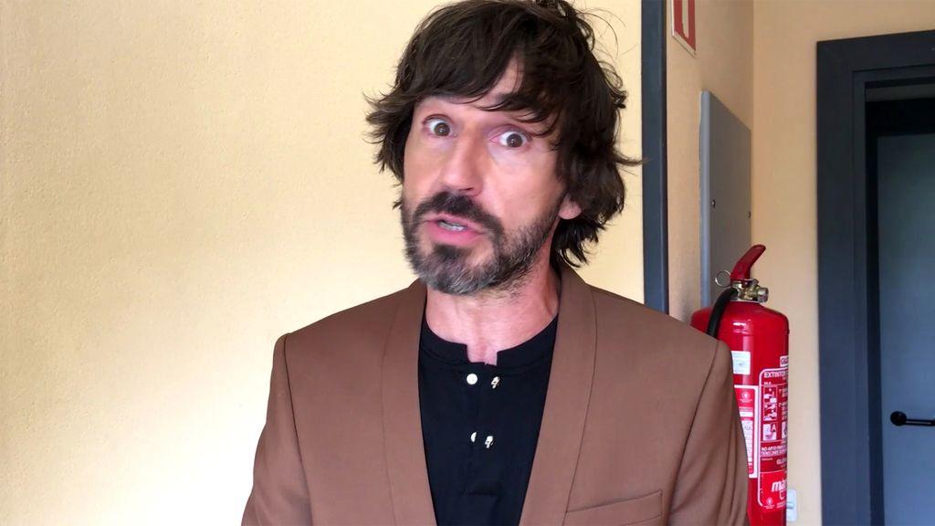 """Santi Millán cambia de rol y se estrena de 'juez' en Telecinco: """"No me lo podía perder"""""""
