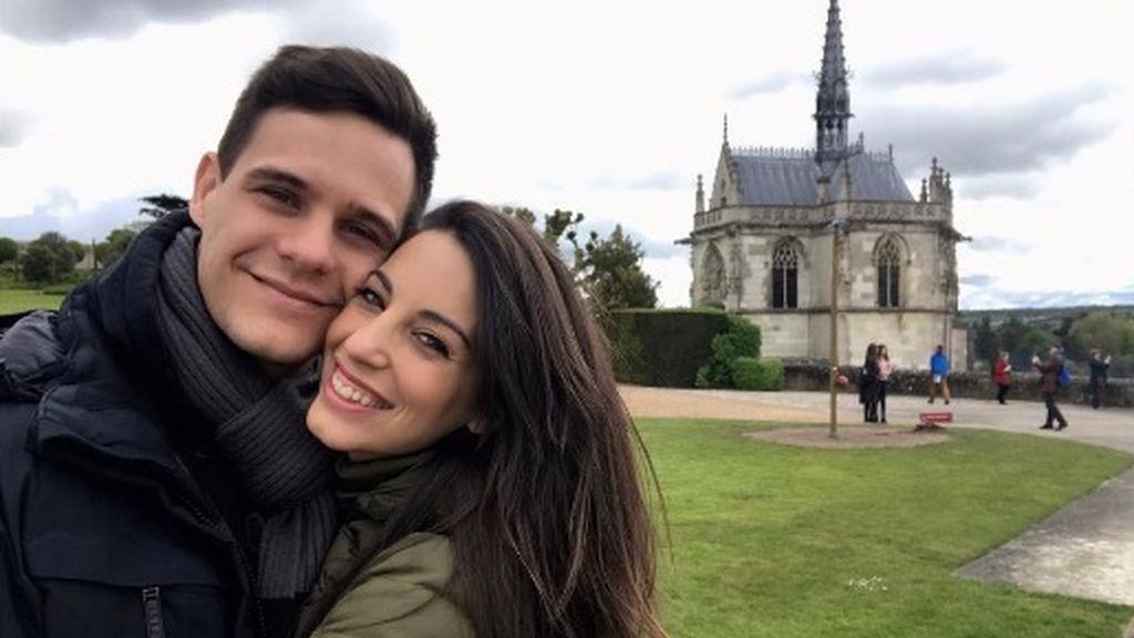 La romántica declaración de amor de Christian Gálvez a su chica por su cumpleaños