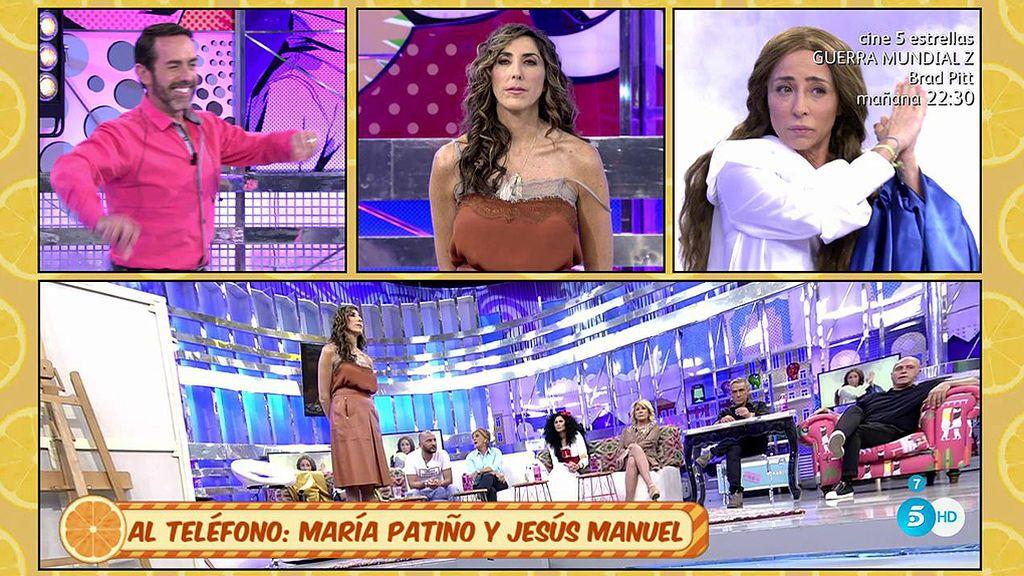 ¿Qué enfrenta a Patiño y a Jesús Manuel?