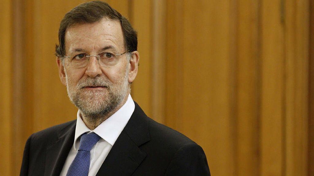 """40 años de democracia, 40 años de """"libertad, concordia y democracia"""" para Rajoy"""