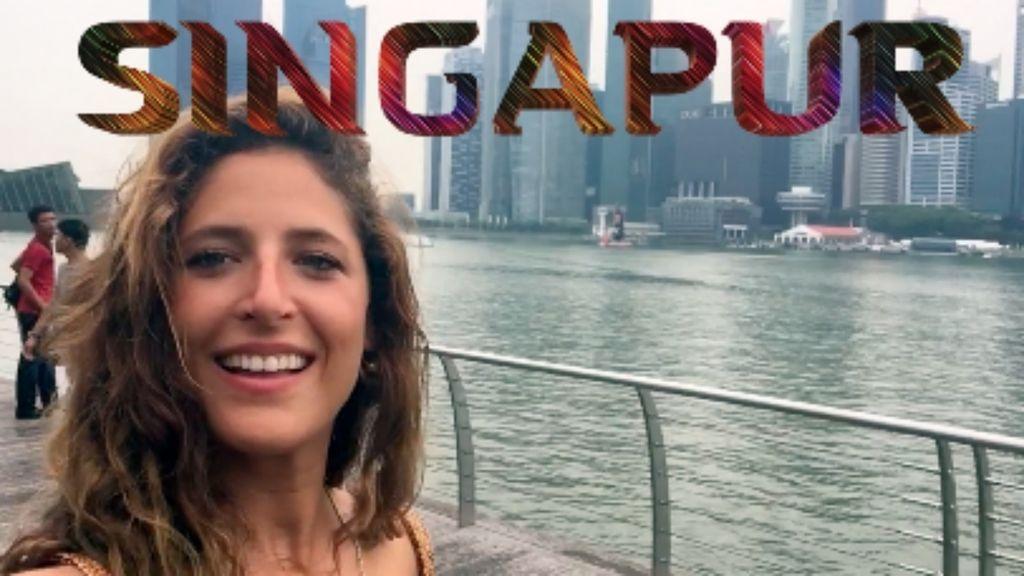 ¡Aterricé en Singapur y FLIPÉ!
