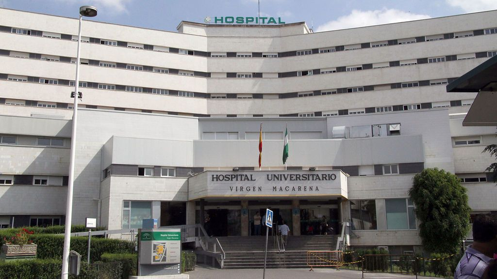 """Médicos de Sevilla trabajan para """"intentar salva la vida"""" al bebé de siete meses en estado de coma"""