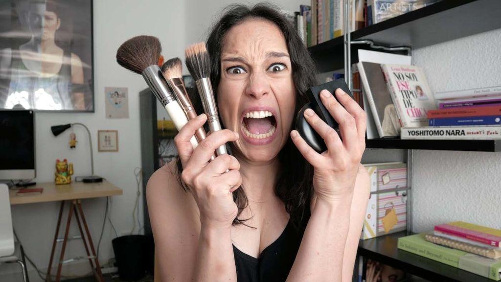 El antitutorial de maquillaje