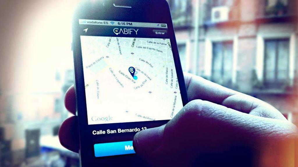 Un juez tumba la demanda de los taxistas contra Cabify por competencia desleal