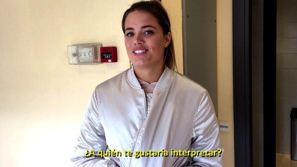 """Alyson Eckmann nos """"dice"""" y """"canta"""" todo sobre su nuevo programa en Telecinco"""
