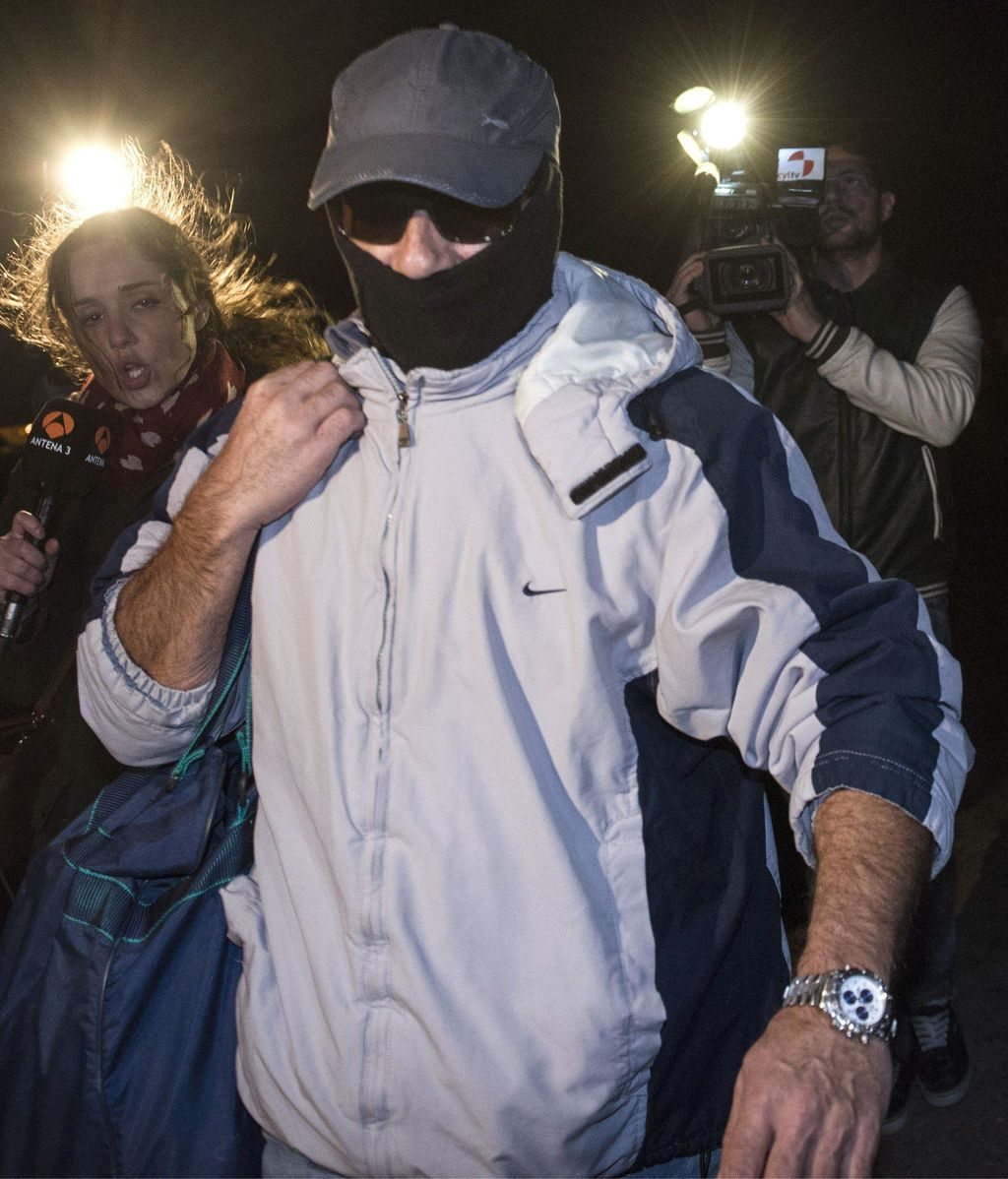 El 'violador del ascensor', excarcelado por la doctrina Parot, detenido por  cuatro nuevas agresiones sexuales