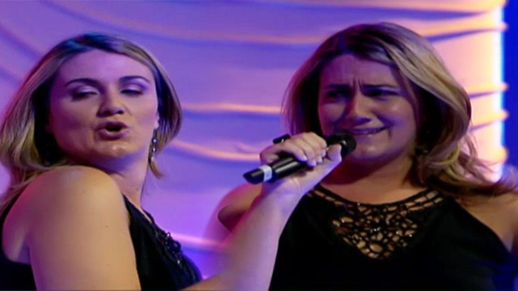 La primera vez de Carlota Corredera ante las cámaras no fue en 'Sálvame'... ¡fue cantando por Shakira en TNT!