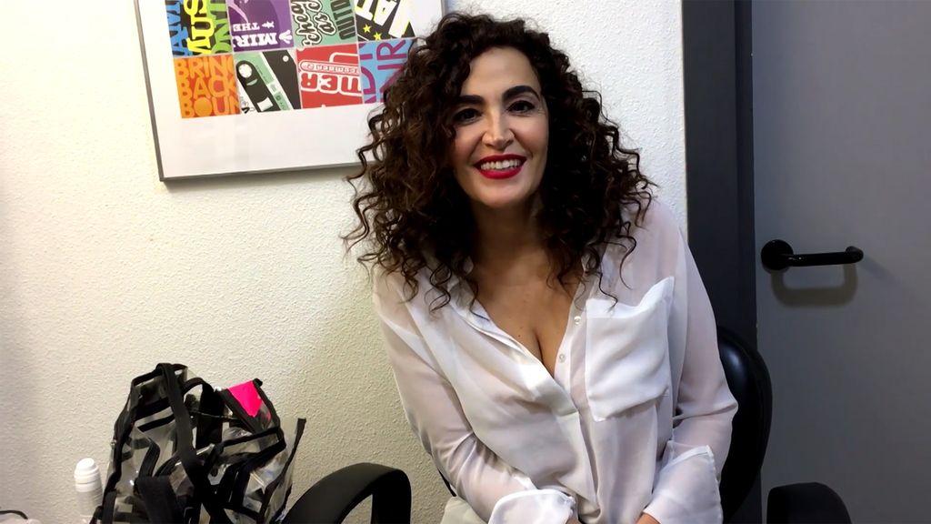 """Cristina Rodríguez nos desvela su 'Cristiteam' en 'Me lo dices o me lo cantas': """"Somos los amos"""""""