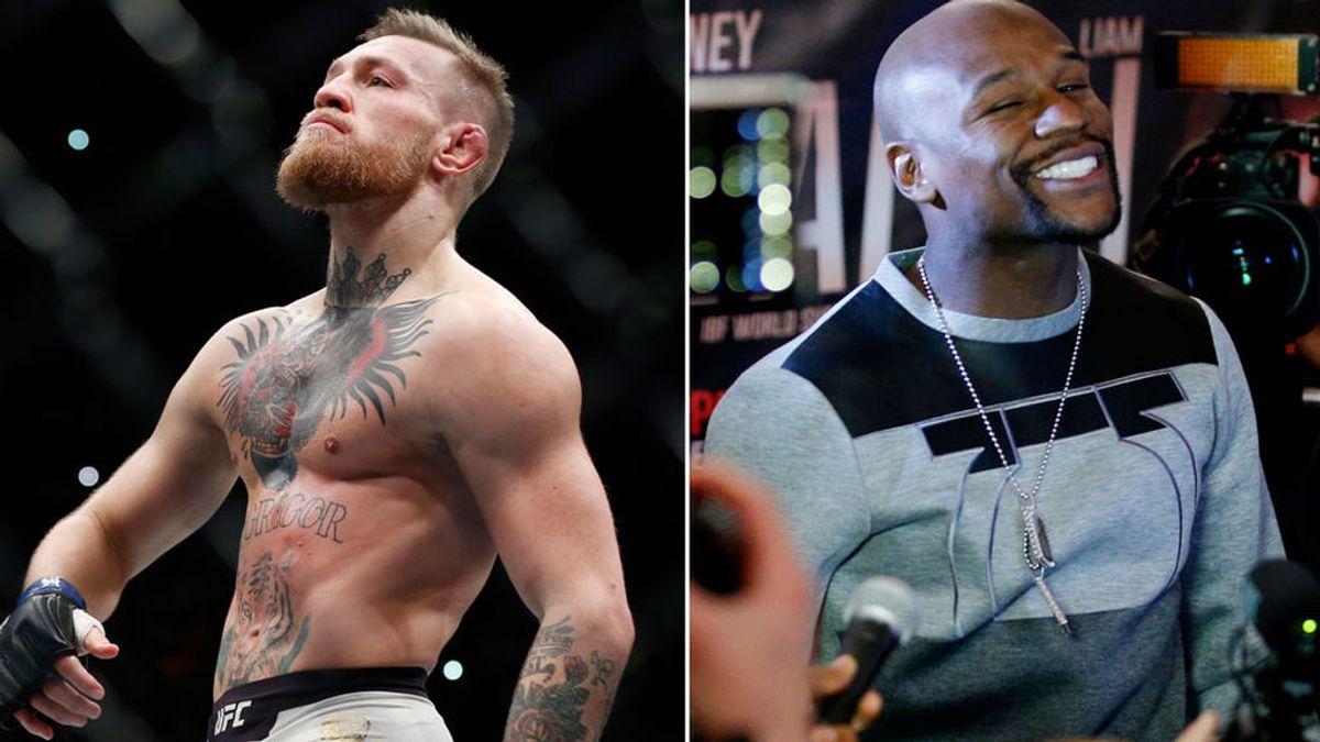 Oficial, ¡tendremos combate del siglo! Mayweather y McGregor confirman que pelearán en Las Vegas el 26 de agosto