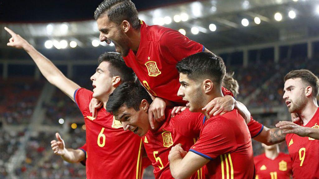 ¡Comienza la Euro Sub-21!  La ceremonia inaugural y el Suecia-Inglaterra y el Polonia-Eslovaquia, este viernes en Be Mad