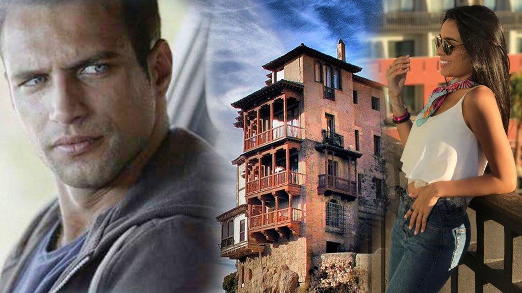 Jesús Castro y Anabel, dos enamorados en Cuenca