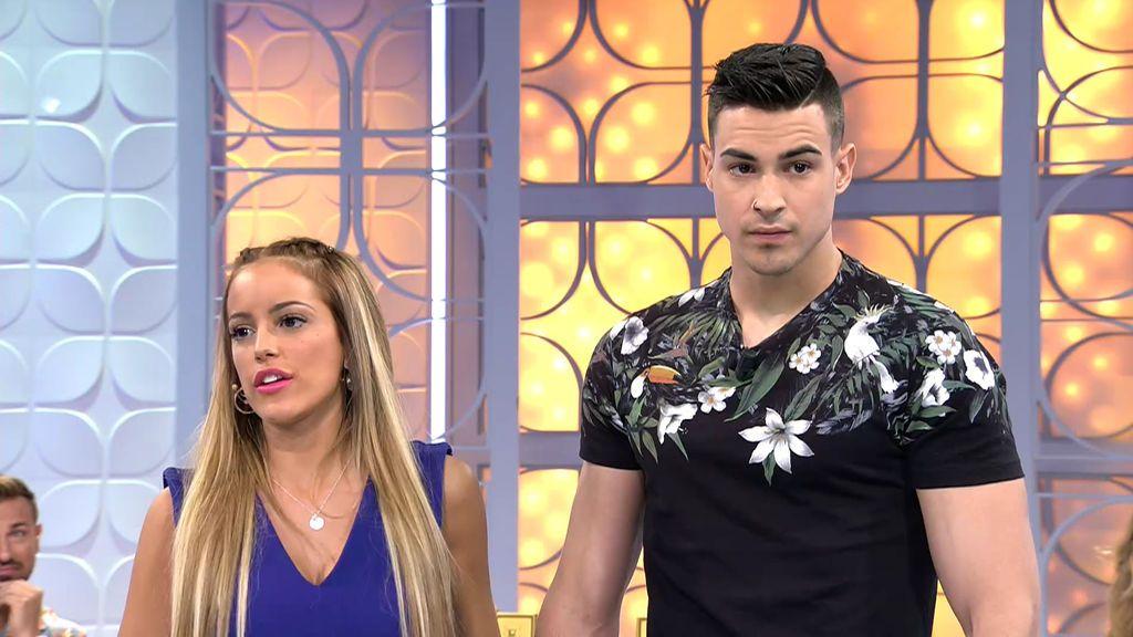 """Iván vuelve a 'Myh' para aclarar las cosas con Marta: """"No me reí de ti"""""""