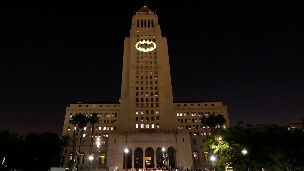 Batman conquista Los Ángeles