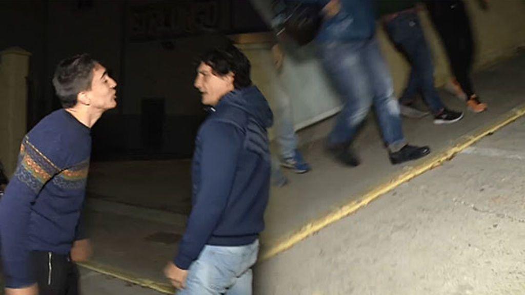 """Jero tiene que parar la grabación ante la violencia de Alejandro: """"¡Te voy a dar de patadas, pelocho!"""""""