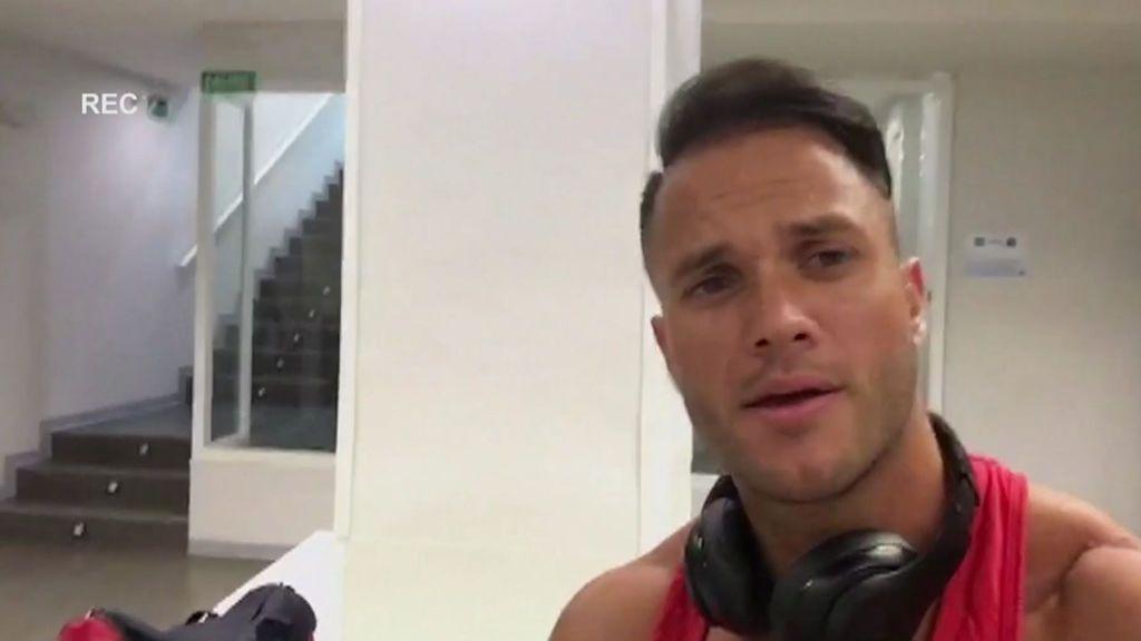 """Fabio se va al gimnasio durante su cita 24 horas con Bienve: """"Ha ido todo fatal"""""""
